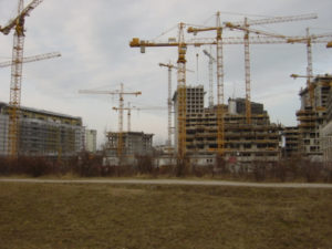 Rückblick auf meine Zeit in der Wienerberg City