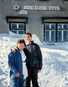 Auf der Rax 1987